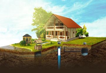Монтаж установка фильтров для очистки воды